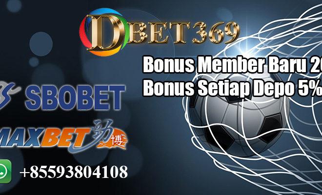 Promo Bonus Deposit Harian 5% Setiap Deposit