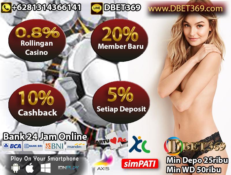 Bandar Bola Dan Casino Online Deposit OVO Terbaik