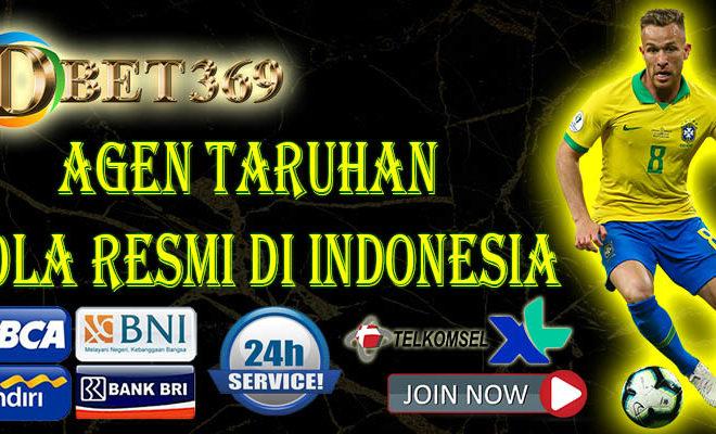 Agen Taruhan Bola Resmi di Indonesia