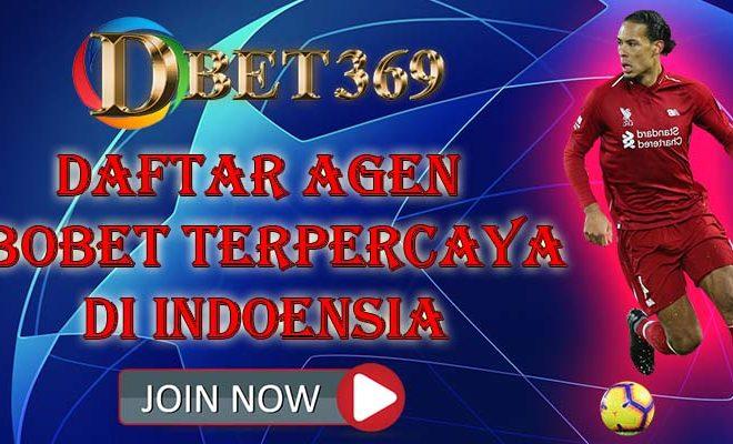 Daftar Agen SBOBET Terpercaya di Indoensia