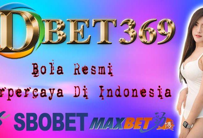 Bola Resmi Terpercaya Dan Terbaik Di Indonesia