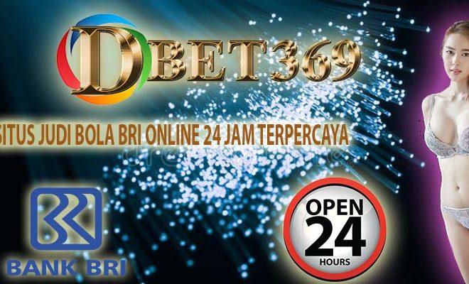 Situs Judi Bola Bri Online 24 Jam Terpercaya