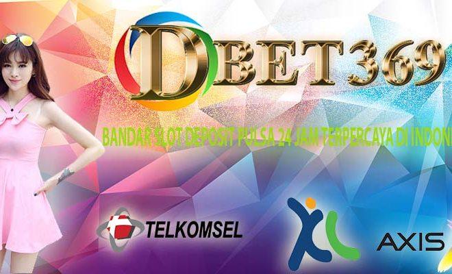 Bandar Slot Deposit Pulsa 24 Jam Terpercaya Di Indonesia