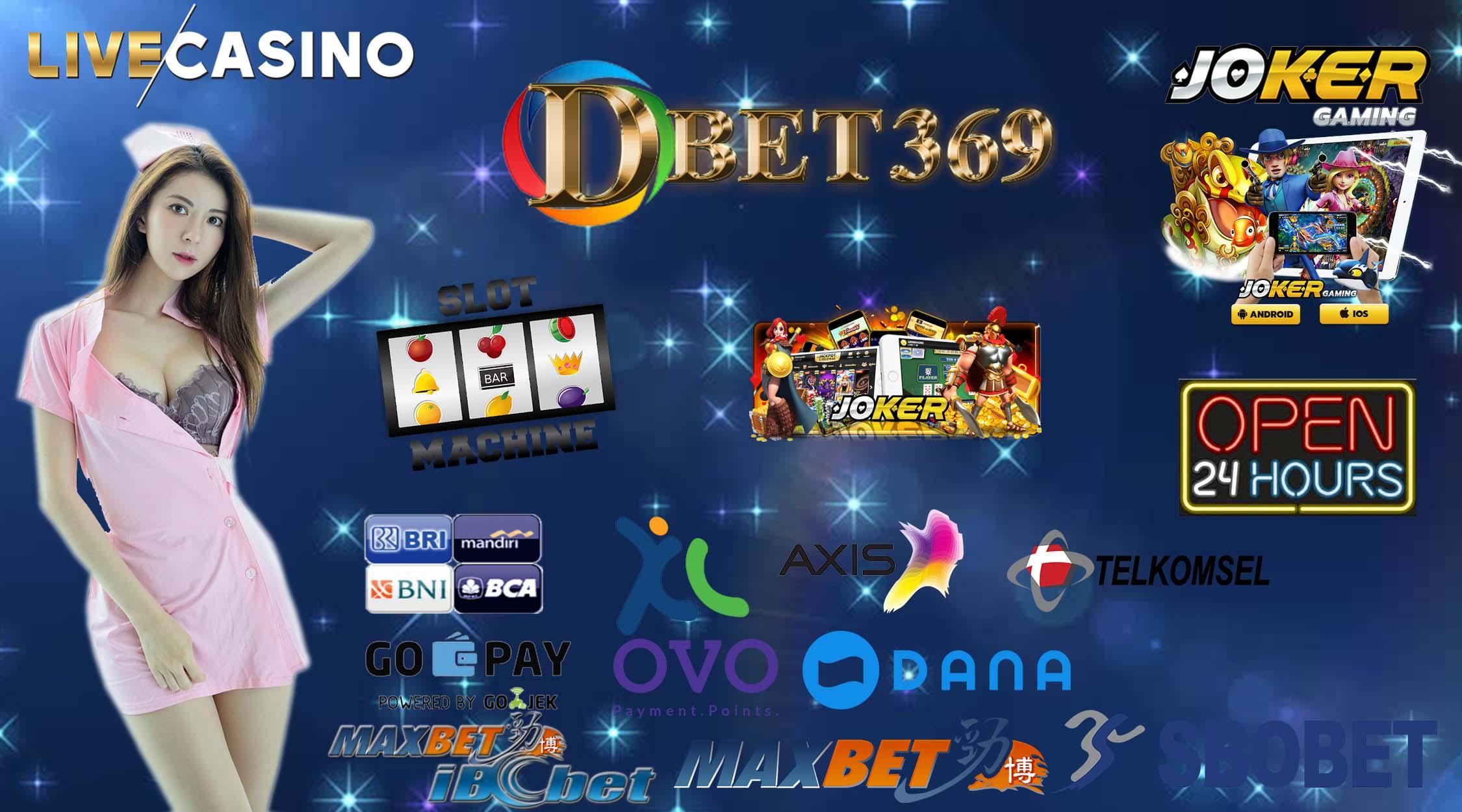 Situs Live Casino Online 24 Jam & Agen Bola Di Indonesia