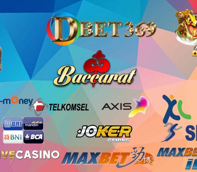 Baccarat Online 24 Jam Transaksi Bank, E-Money, Pulsa