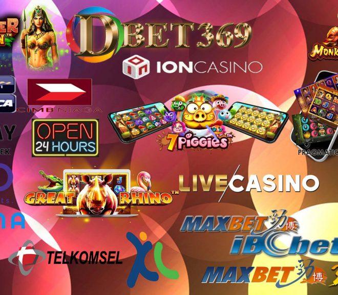 Situs IONCLUB 24 Jam Transaksi Bank, E-Money, Pulsa