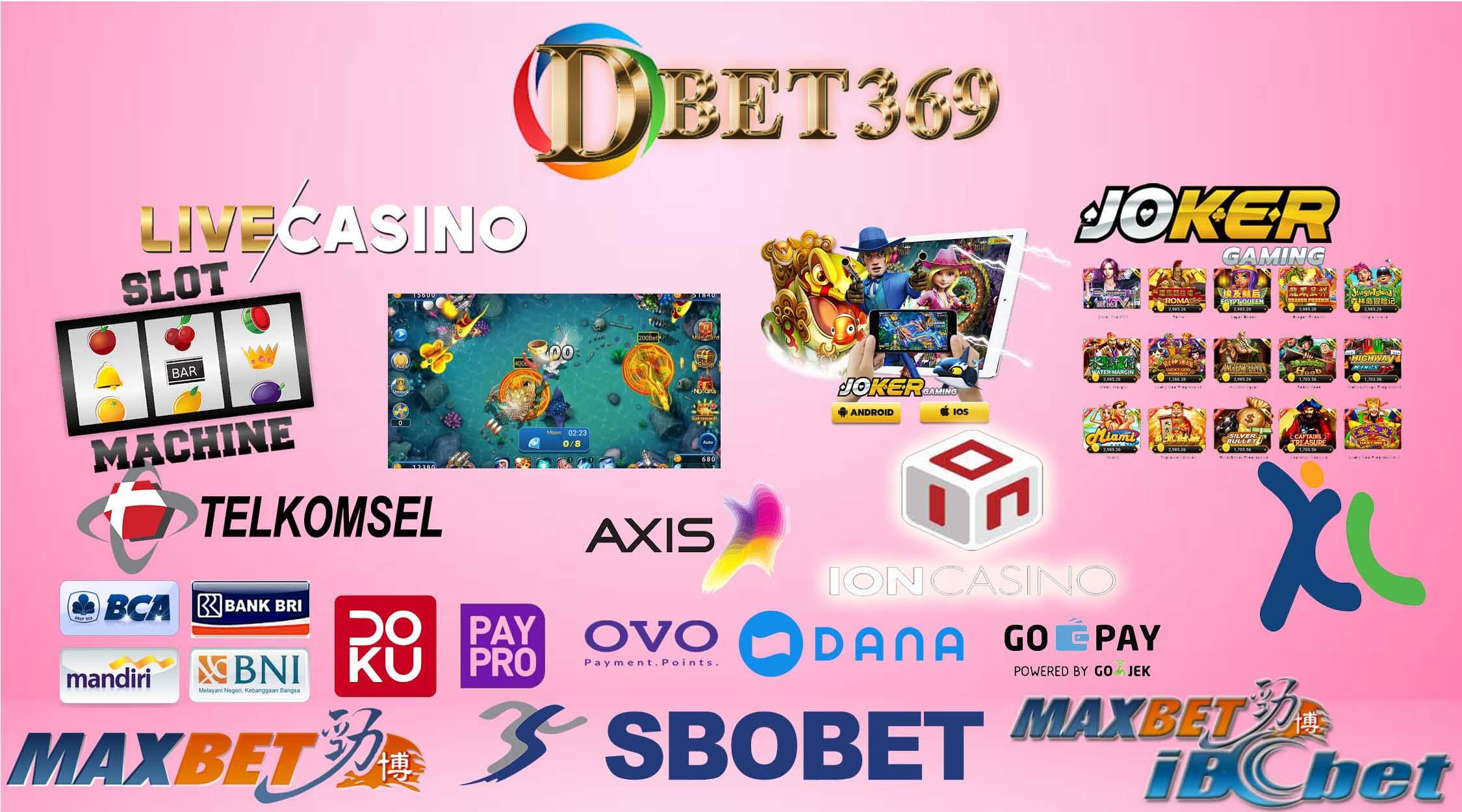 Bandar Casino IONCLUB Terbaik Di Indonesia