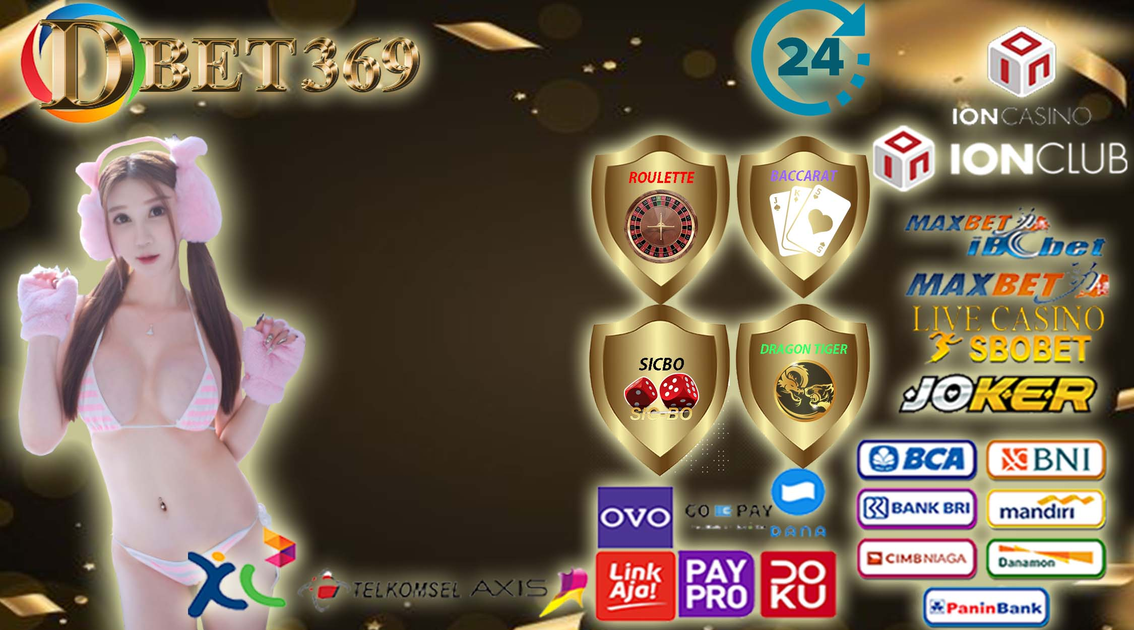 Situs Slot Deposit Mandiri 24 Jam